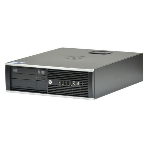 HP 8300 Elite Intel Core i3-3220 3.30 GHz, 4 GB DDR 3, 250 GB HDD, DVD-ROM, SFF, Windows 10 Pro MAR