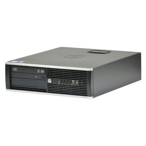 HP 8200 Elite Intel Core i5-2400 3.10GHz, 4GB DDR3, 500GB HDD, DVD-ROM, SFF, Windows 10 Pro MAR, calculator refurbished