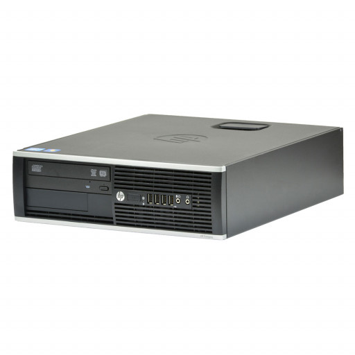 HP 8200 Elite Intel Core i3-2100 3.10 GHz, 4 GB DDR 3, 500 GB HDD, DVD-ROM, SFF