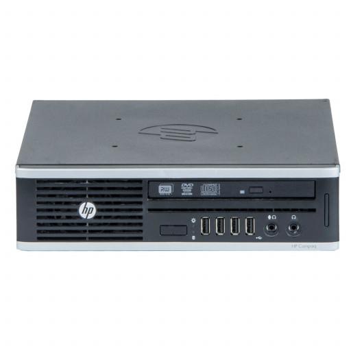 HP 8200 Elite Intel Core i3-2100 3.10 GHz, 4 GB DDR 3 SODIMM, 500 GB HDD, DVD-RW, USDT, Windows 10 Pro MAR