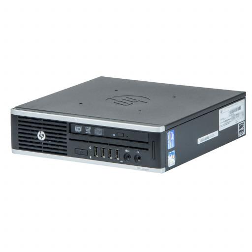 HP 8200 Elite Intel Core i5-2400s 2.50 GHz, 4 GB DDR 3 SODIMM, 250 GB HDD, USDT