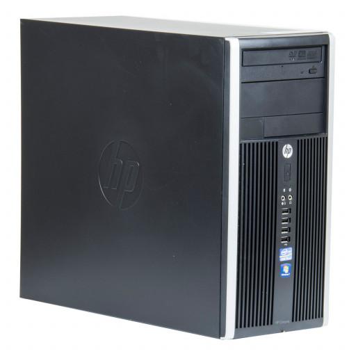 HP 8300 Elite Intel Core i5-3570 3.40 GHz, 4 GB DDR 3, 500 GB HDD, DVD-RW, Tower