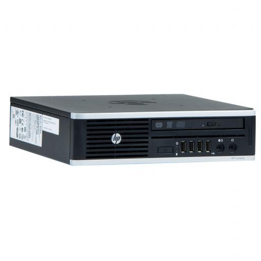 HP 8300 Elite Intel Core i3-3220 3.30 GHz, 4 GB DDR 3 SODIMM, 500 GB HDD, DVD-RW, USDT, Windows 10 Pro MAR