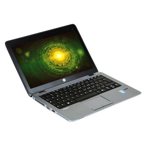 HP Elitebook 820 G1 12.5 inch LED, Intel Core i7-4600U 2.10 GHz, 8 GB DDR 3, 256 GB SSD, Webcam, 3G, Windows 10 Pro MAR