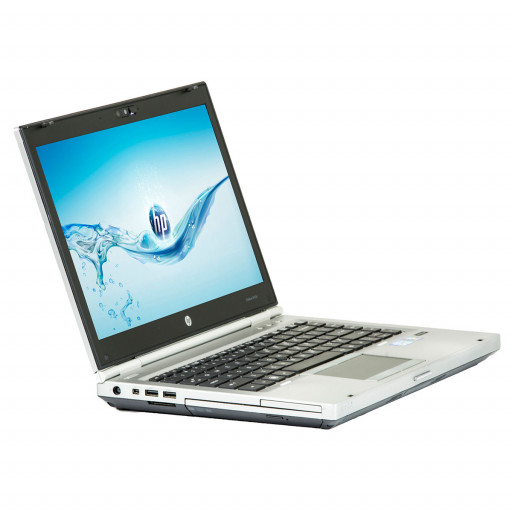 HP Elitebook 8460P 14 inch LED, Intel Core i5-2520M 2.50 GHz, 4 GB DDR 3, 320 GB HDD, DVD-RW, Webcam, Windows 10 Pro MAR