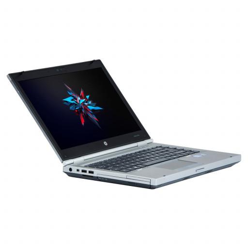 HP Elitebook 8470P 14 inch LED, Intel Core i5-3320M 2.60 GHz, 4 GB DDR 3, 320 GB HDD, DVD-RW, Webcam, Windows 10 Pro MAR