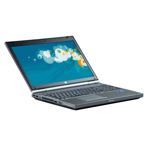 HP Elitebook 8570p 15.6 inch LED, Intel Core i7-3520M 2.90 GHz, 4 GB DDR 3, 240 GB SSD, DVD-ROM, 1 GB Radeon HD 7550M, Windows 10 Home MAR