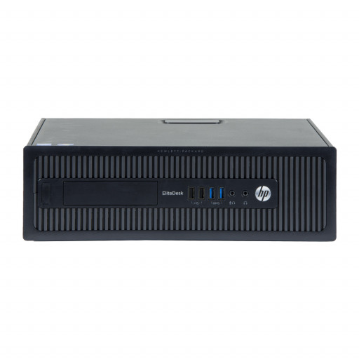 HP Elitedesk 800 G1 Intel Core i3-4160 3.60GHz, 4GB DDR3, 500GB HDD, DVD-RW, SFF, calculator refurbished