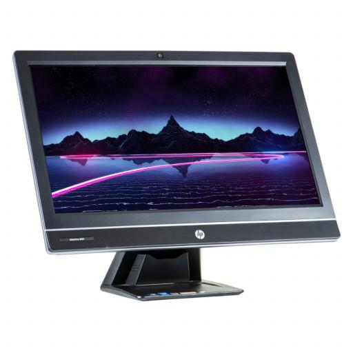 HP EliteOne 800 G1 Intel Core i3-4130 3.40GHz, 8GB DDR3 SODIMM, 256GB SSD, DVD-RW, Stand pliabil HP, All-in-one, Windows 10 Home MAR, calculator refurbished