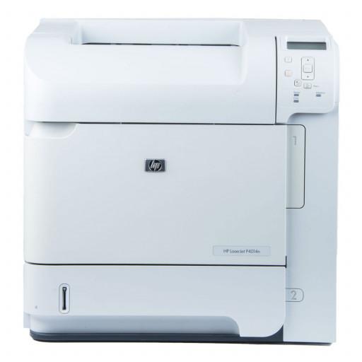 HP LaserJet P4014N front