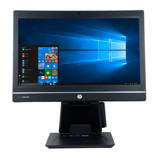 HP ProOne 600 G1 21.5 inch LED, Intel Core i3-4160 3.60 GHz, 8 GB DDR 3, 500 GB HDD, DVD-RW, Webcam, All-in-one, Windows 10 Pro MAR