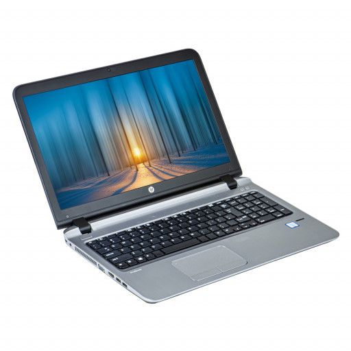 HP ProBook 450 G3 15.6 inch Full HD laptop second hand refurbished
