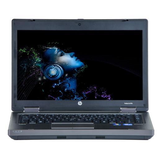 """HP ProBook 6470B 14"""" HD, Core i5-3340M pana la 3.40 GHz, 4GB DDR3, 320GB HDD, DVD, laptop refurbished"""