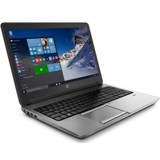 HP ProBook 650 G1 15.6 inch HD, Intel Core i5-4210M 2.60GHz, 8GB DDR3, 256GB SSD, DVD-ROM, Webcam, Windows 10 Pro MAR, laptop refurbished