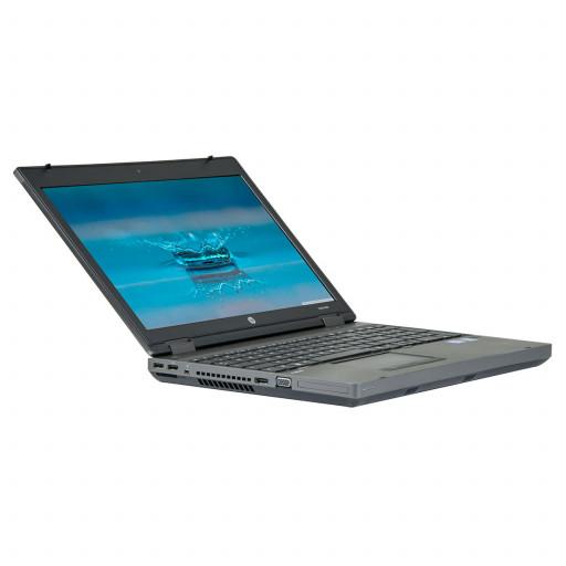 HP Probook 6560B 15.6 inch LED, Intel Core i5-2410M 2.30 GHz, 4 GB DDR 3, 120 GB SSD, DVD-RW, Windows 10 Pro MAR