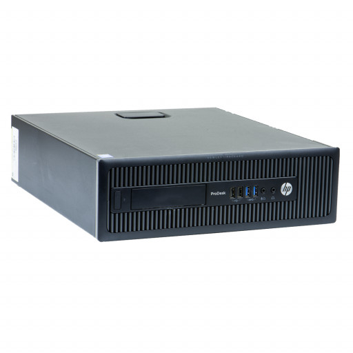 HP Prodesk 600 G1 Intel Core i7-4790 3.60 GHz, 4 GB DDR 3, 500 GB HDD, DVD-ROM, SFF, Windows 10 Pro MAR