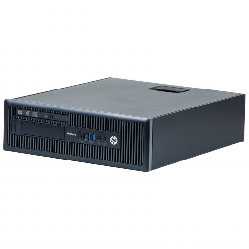 HP Prodesk 600 G1 Intel Core i5-4590 3.30 GHz, 4 GB DDR 3, 500 GB HDD, SFF
