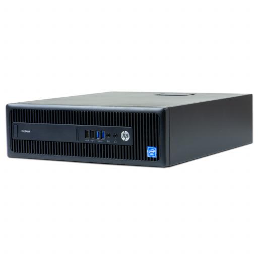 HP Prodesk 600 G2 Intel Core i5-6500 3.20 GHz, 16 GB DDR 4, 250 GB SSD, DVD-RW, SFF, Windows 10 Home MAR