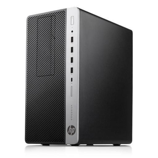 HP Prodesk 600 G3 Intel Core i3-6100 3.70GHz, 4GB DDR4, 500GB HDD, DVD-RW, Tower, Windows 10 Home MAR, calculator refurbished