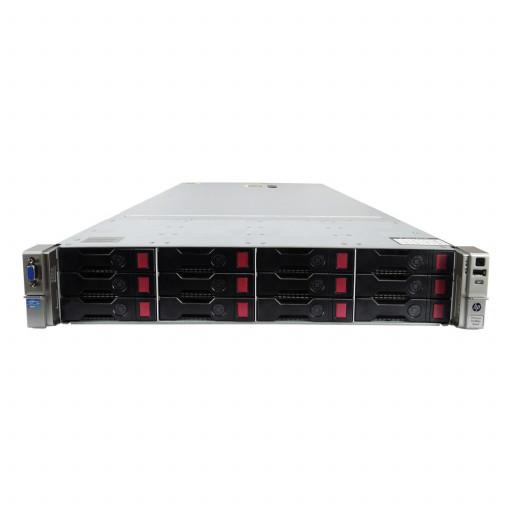 HP Proliant DL380E G8 2 x Intel Xeon E5-2450L 1.80GHz, 32GB DDR3 REG, 2 x 2TB, HDD 3.5 inch, SAS, HP Smart Array P420, Rackmount 2U, server refurbished