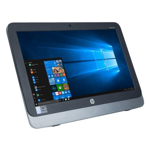 HP ProOne 400 G1 Intel Core i3-4130T 2.90 GHz, 4 GB DDR 3 SODIMM, 500 GB HDD, All-in-one, Windows 10 Pro MAR