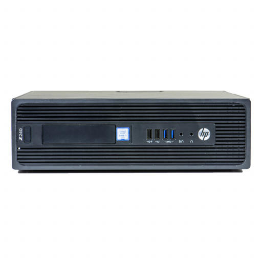 Workstation second hand reconditioant HP Z240 SFF