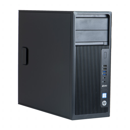 HP Z240 workstation second hand reconditionat