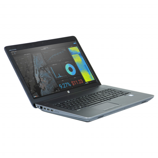 Hp Zbook 17 G3 laptop workstation mobil recondiționat
