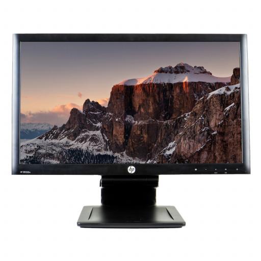 HP ZR2330W, 23 inch IPS LED, 1920 x 1080 Full HD, 16:9, displayport, negru