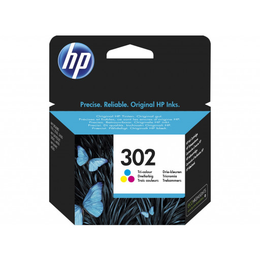 Cartus HP F6U65AE Nr. 302 Color