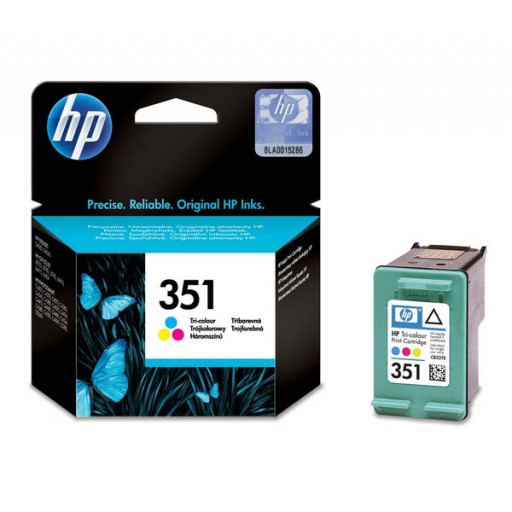 Cartus HP CB337EE Nr. 351 Color