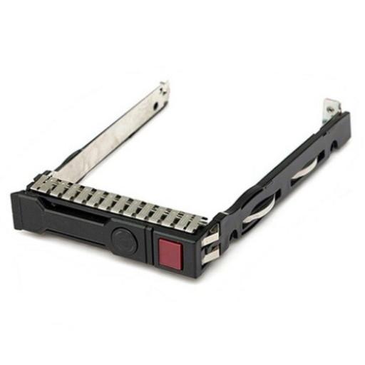 """HDD Caddy 2.5"""" 651687-001 B pentru server HP Proliant Gen8/Gen9/Gen10"""