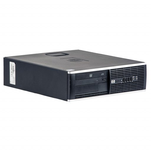 HP 6000 Pro Intel C2D E8200 2.66 GHz, 4 GB DDR 3, 250 GB HDD, DVD-ROM, SFF, Windows 10 Pro MAR