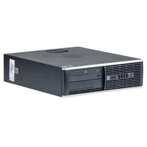 HP 6300 Pro Intel Core i5-3570 3.40 GHz, 4 GB DDR 3, 500 GB HDD, DVD-ROM, SFF