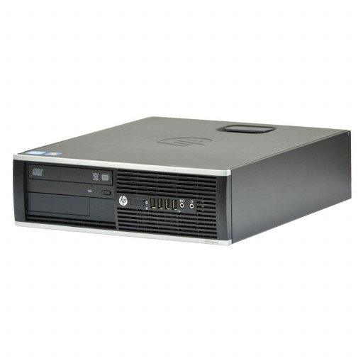HP 8300 Elite Intel Core i5-3570 3.40 GHz, 4 GB DDR 3, 500 GB HDD, DVD-ROM, SFF, Windows 10 Pro MAR