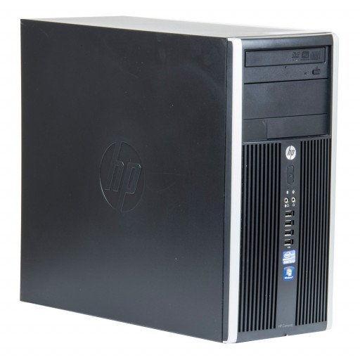 HP 8300 Elite Intel Core i5-3570 3.40 GHz, 4 GB DDR 3, 500 GB HDD, DVD-RW, Tower