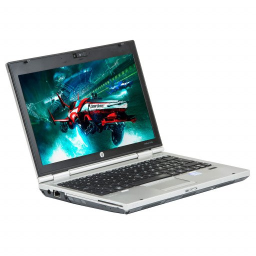 HP Elitebook 2560p 12.5 inch LED, Intel Core i7-2620M 2.70GHz, 4GB DDR3, 320GB HDD, DVD-ROM, laptop refurbished