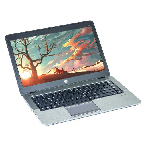 Laptop second hand refurbished HP Elitebook 745 G2 LED 14 inch