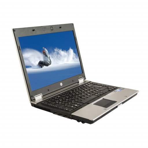HP Elitebook 8440P 14 inch LED, Intel Core i5-540M 2.53 GHz, 4 GB DDR 3, 250 GB HDD, DVD-RW, Webcam