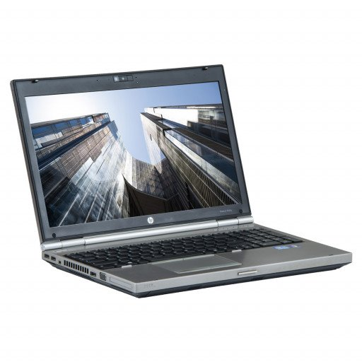 HP Elitebook 8560p 15.6 inch LED, Intel Core i7-2620M 2.70GHz, 4GB DDR3, 256GB SSD, DVD-RW, Webcam, laptop refurbished