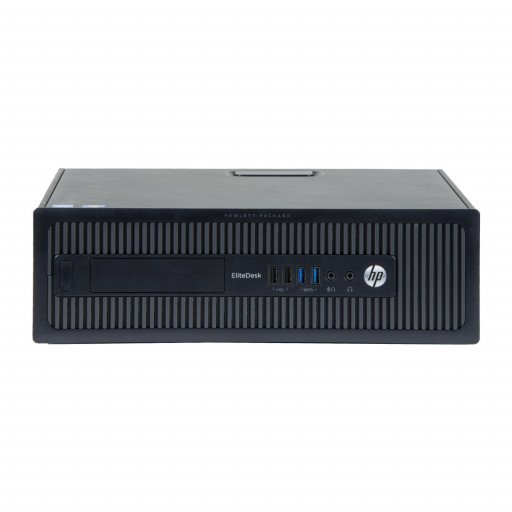 HP Elitedesk 800 G1 Intel Core i5-4570 3.20 GHz, 4 GB DDR 3, 500 GB HDD, Fara unitate optica, SFF