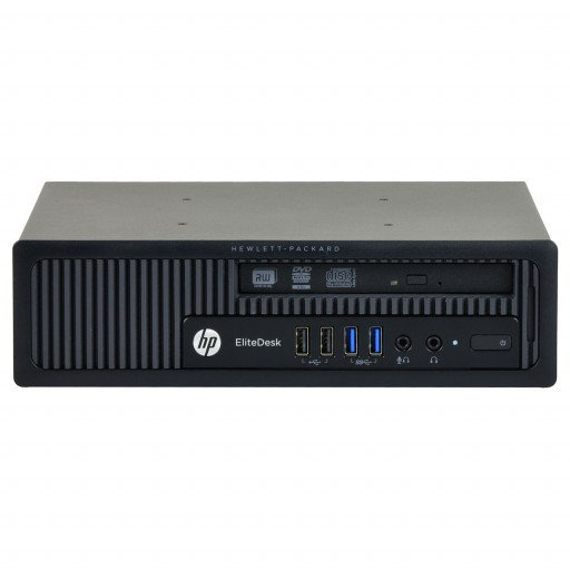HP Elitedesk 800 G1 Intel Core i5-4570S 2.90 GHz, 8 GB DDR 3 SODIMM, 500 GB HDD, DVD-RW, USDT, Windows 10 Pro MAR