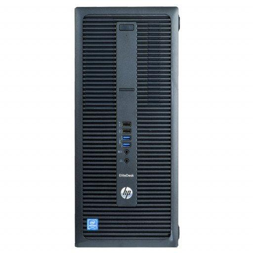 HP EliteDesk 800 G2 Intel Core i5-6500 3.20GHz, 8GB DDR4, 240GB SSD, Tower, calculator refurbished