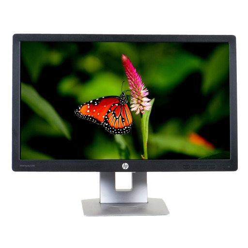 HP Elitedisplay E232, 23 inch LED, 1920 x 1080 Full HD, 16:9, displayport, negru
