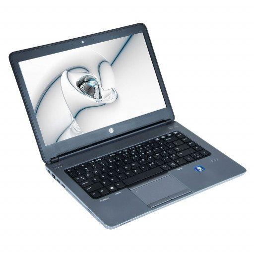 HP Probook 645 G1 14 inch LED, AMD A8 A8-5550M 2.10GHz, 4GB DDR3, 500GB HDD, Webcam, Windows 10 Home MAR, baterie noua, laptop refurbished