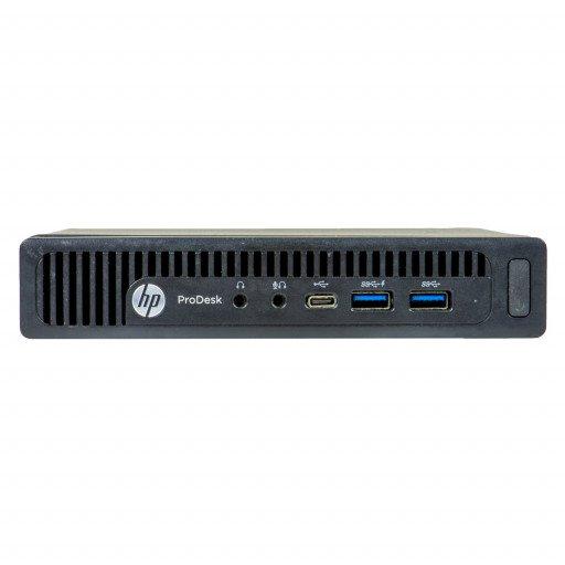 HP Prodesk 600 G2 Intel Core i5-6400T 2.20 GHz, 4 GB DDR 4, 500 GB HDD, MiniPC