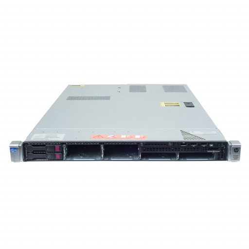 HP Proliant DL360E G8 2 x Intel Xeon E5-2450L 1.80 GHz, 32 GB DDR 3 REG, 2 x 600 GB HDD, Rackmount 1U