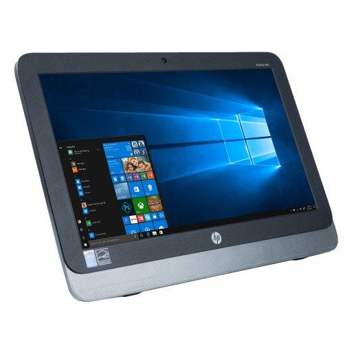 HP ProOne 400 G1 Intel Core i3-4160T 3.10 GHz, 4 GB DDR 3 SODIMM, 500 GB HDD, All-in-one, Windows 10 Home MAR