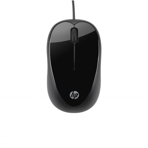 Mouse HP X1000 USB - Black