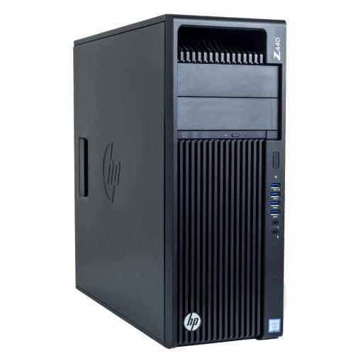 HP Z440 Intel Xeon E5-1630 v3 3.70 GHz, 32 GB DDR 4 REG, 256 GB SSD, DVD-RW, 4 GB Quadro K2200, Tower